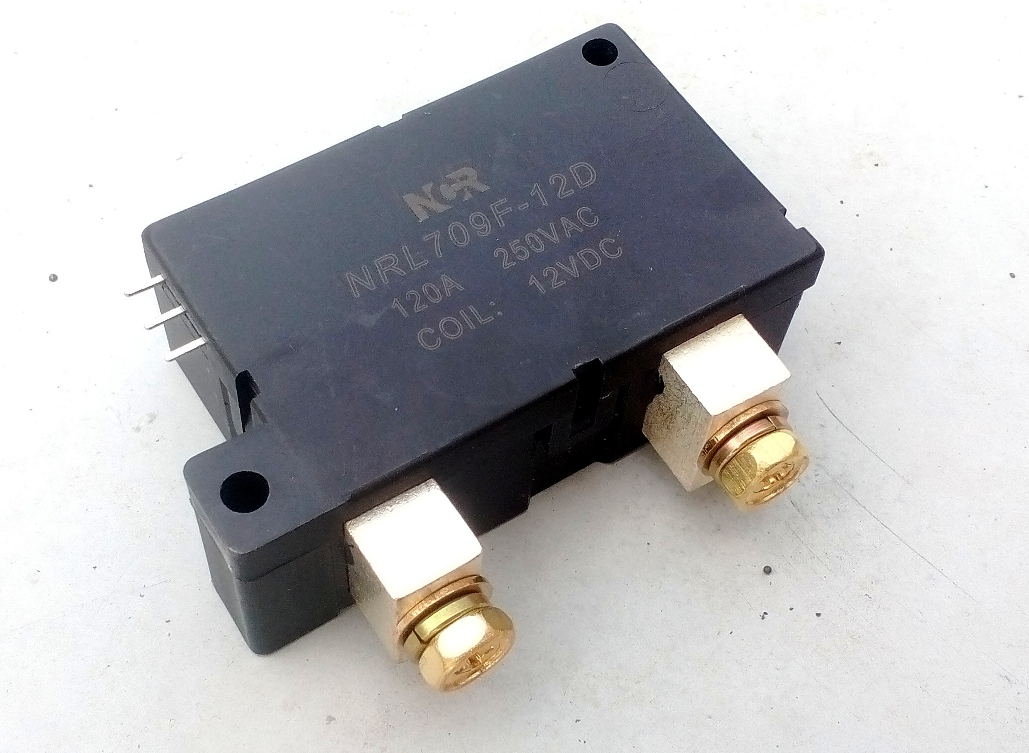 12v 100a Latching Relay Nrl709f Not For Evse Evracing Cz