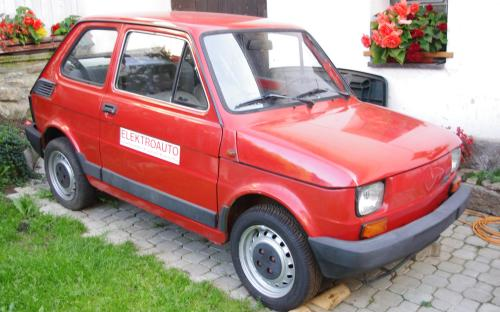 Fiat 126 Electric